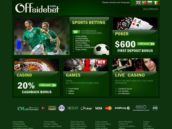 официальный сайт казино ставки на спорт netent football
