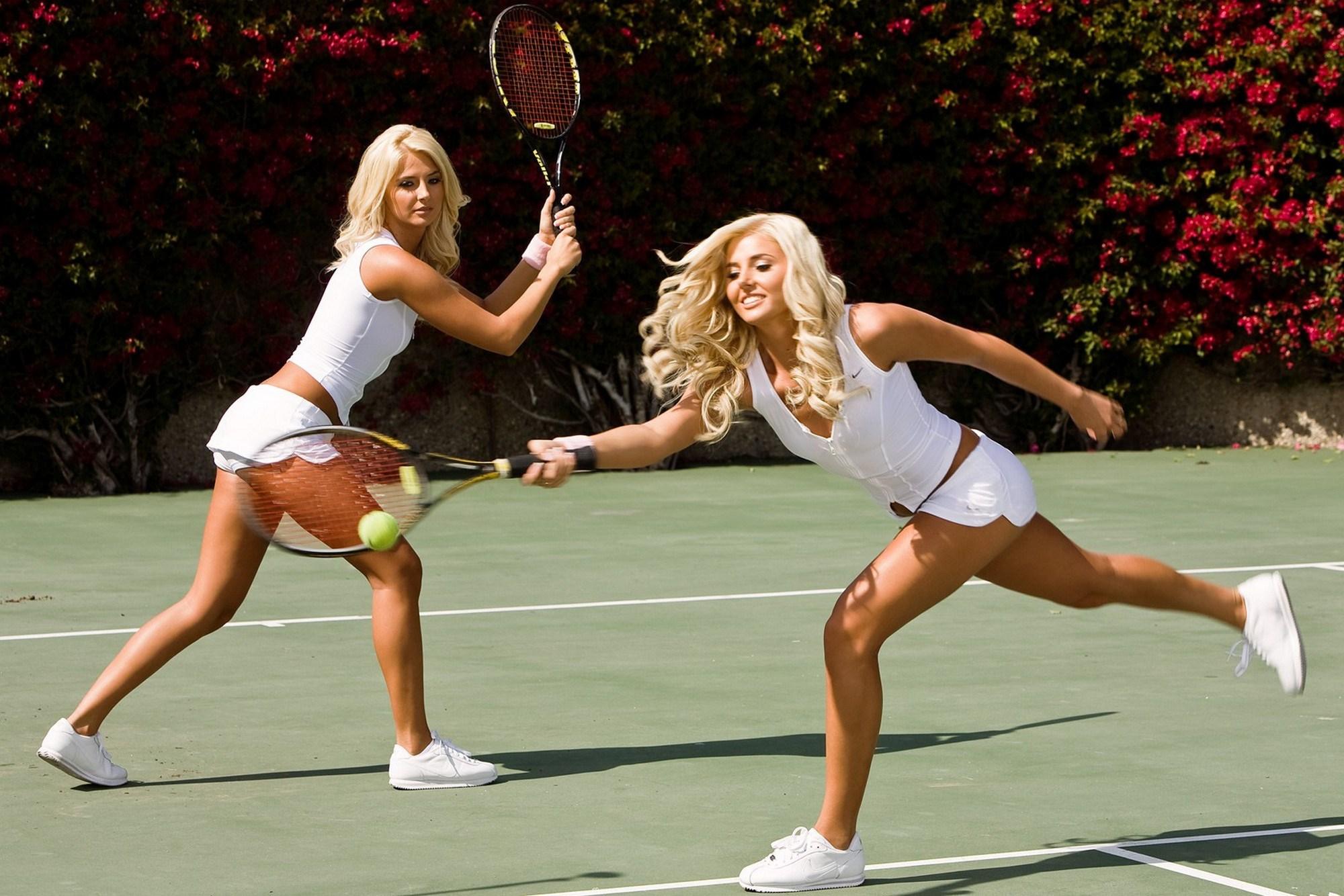 Секс после игра теннис 10 фотография