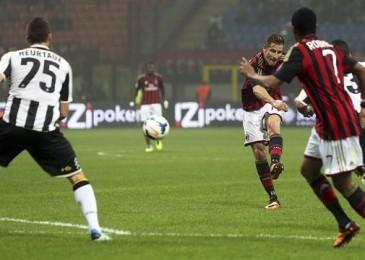 Прогноз: Удинезе-Милан (25.04.15), Футбол