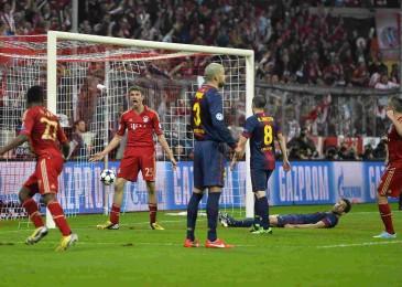 Прогноз: Барселона-Бавария (06.05.15), Футбол