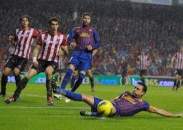Прогноз: Атлетик Б-Барселона (30.05.15), Футбол