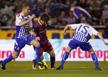 Прогноз: Барселона-Депортиво (23.05.15), Футбол