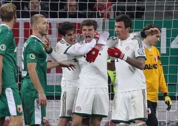 Прогноз: Бавария-Аугсбург (09.05.15), Футбол