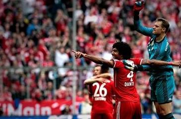 Прогноз: Фрайбург-Бавария (16.05.15), Футбол