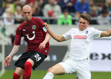 Прогноз: Ганновер-Фрайбург (23.05.15), Футбол