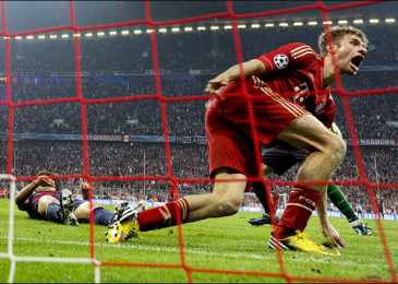 Прогноз: Бавария-Барселона (12.05.15), Футбол