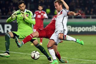 Прогноз: Гибралтар-Германия (13.06.15), Футбол