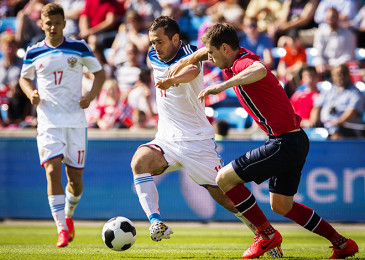Прогноз: Норвегия-Азербайджан (12.06.15), Футбол
