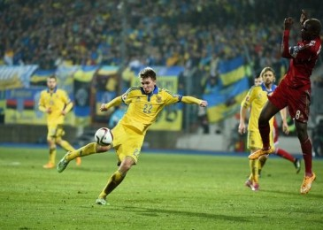 Прогноз: Украина-Люксембург (14.06.15), Футбол