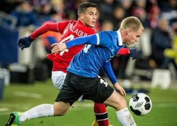 Прогноз: Эстония — Норвегия (24.03.2016), Футбол