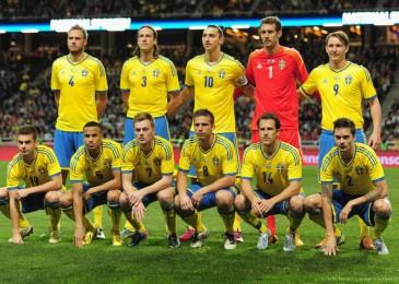Прогноз: Швеция — Словения (30.05.2016), Футбол