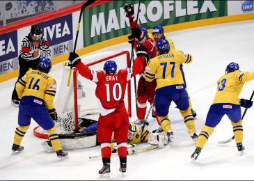 Прогноз: Швеция — Чехия (09.05.2016), Хоккей