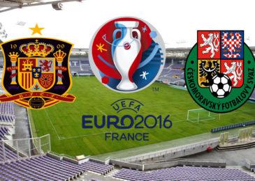 Прогноз: Испания — Чехия (13.06.2016), Футбол