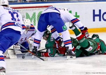 Прогноз: СКА — Ак Барс (30.08.2016), Хоккей