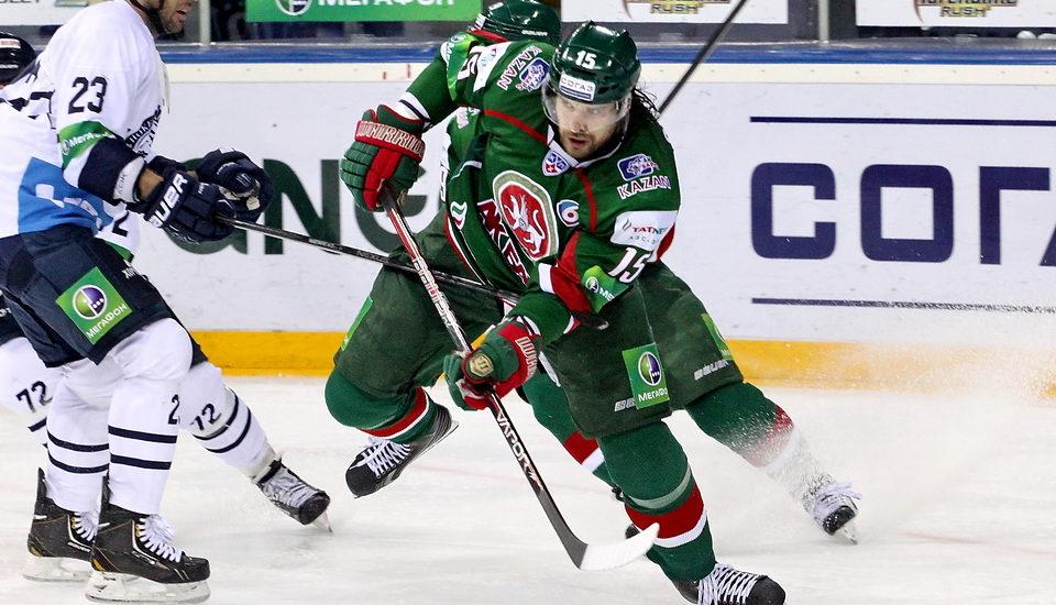 Прогноз: Ак Барс – Медвешчак (26.08.2016), Хоккей
