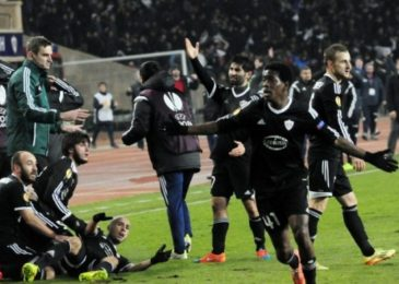Прогноз: Карабах — Слован (15.09.2016), Футбол