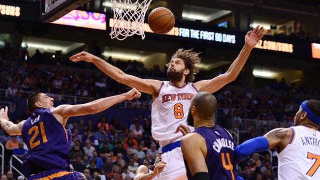 Прогноз: Нью-Йорк — Оклахома-Сити (29.11.2016), Баскетбол