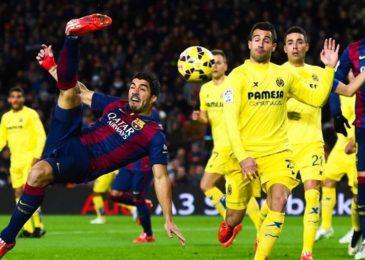 Прогноз: Вильярреал — Барселона (08.01.2016), Футбол