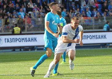 Прогноз: Крылья Советов — Зенит (13.05.2017), Футбол