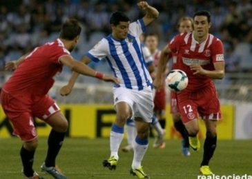 Прогноз: Севилья — Реал Сосьедад (05.05.2017), Футбол