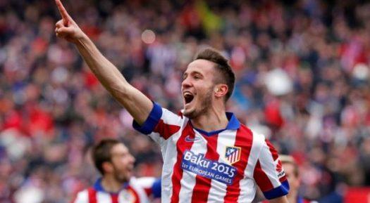 Полузащитник Атлетико может оказаться в Барселоне