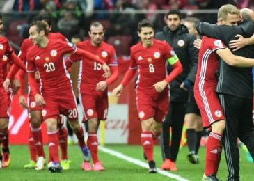 Прогноз: Черногория — Армения (10.06.2017), Футбол