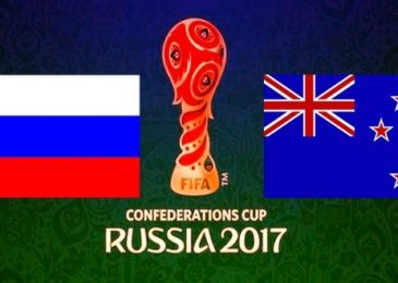 Прогноз: Россия — Новая Зеландия (17.06.2017), Футбол