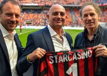 StarCasino станет партнёром ФК Милан