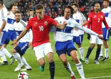 Прогноз: Сан-Марино — Норвегия (04.10.2017), Футбол
