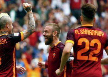 Прогноз: Рома — Кротоне (25.10.2017), Футбол