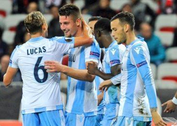 Прогноз: Лацио — Ницца (02.11.2017), Футбол