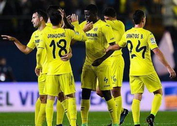 Прогноз: Леганес — Вильярреал (03.12.2017), Футбол