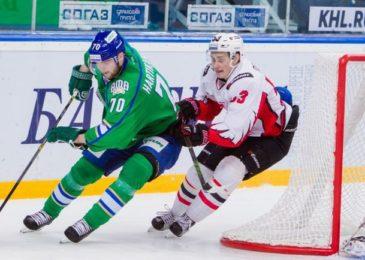 Прогноз: Авангард — Салават Юлаев (27.12.2017), Хоккей