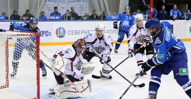 Прогноз: Динамо Рига — Нефтехимик (04.01.2018), Хоккей