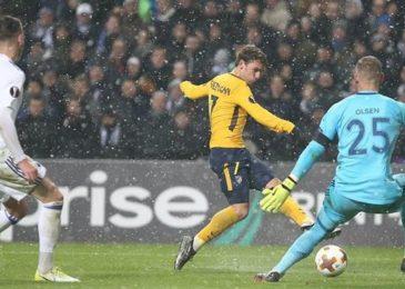 Прогноз: Атлетико — Копенгаген (22.02.2018), Футбол