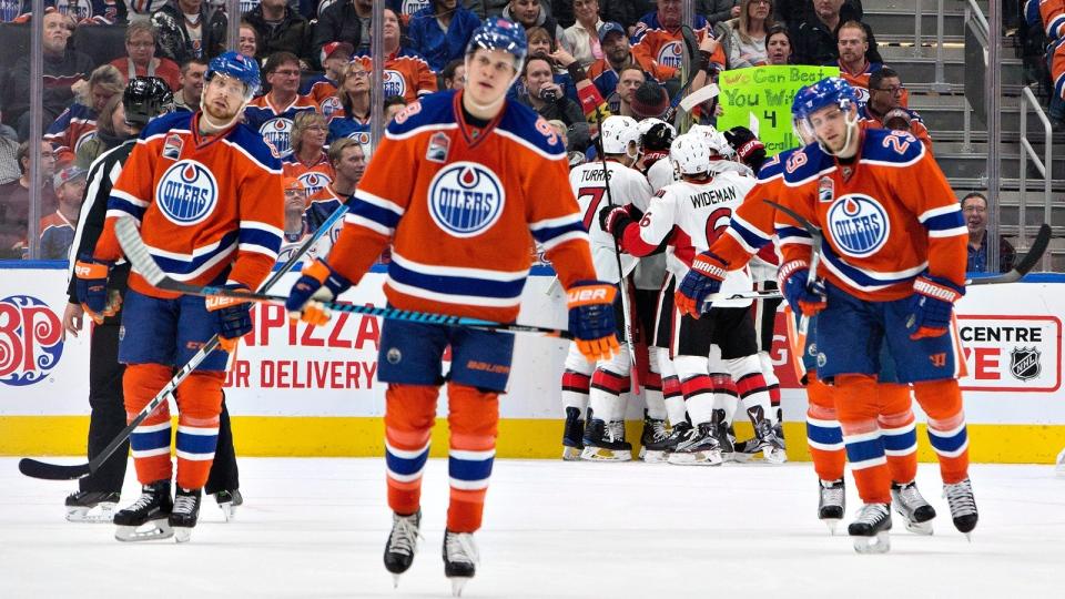 Прогноз: Оттава — Эдмонтон (23.03.2018), Хоккей