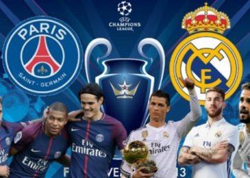 Прогноз: ПСЖ — Реал (06.03.2018), Футбол