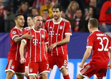 Прогноз: Бавария — Севилья (11.04.2018), Футбол